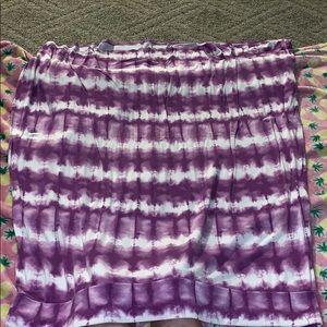 Ava & Viv 4x skirt.